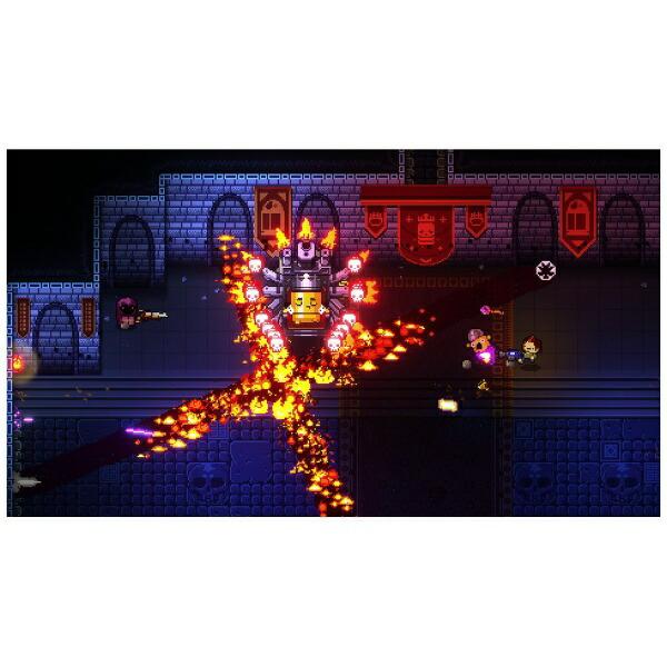 KakehashiGames架け橋ゲームズEntertheGungeon(エンター・ザ・ガンジョン)【Switch】【代金引換配送不可】