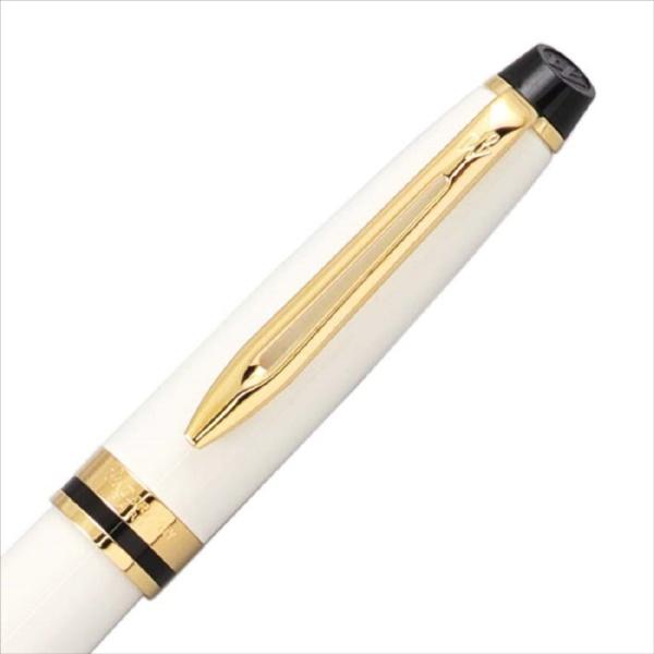 ウォーターマンWATERMANWATERMANエキスパートエッセンシャル万年筆ペン先:EF(極細字)アイボリーGT2103849