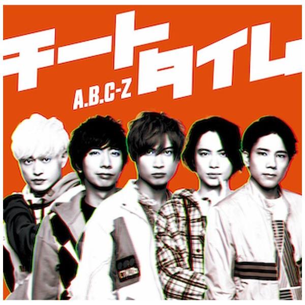 ポニーキャニオンPONYCANYONA.B.C-Z/チートタイム初回限定盤A【CD】