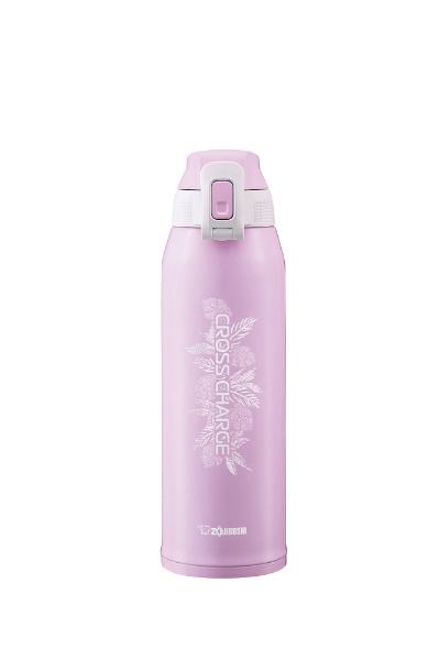 象印マホービンZOJIRUSHIステンレスボトル(1.0L)TUFFボタニカルピンクSD-FB10-PJ