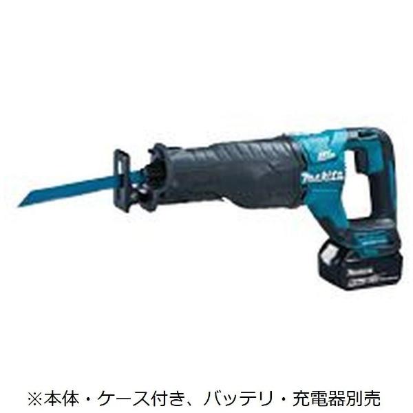 マキタMakita充電式レシプロソー(本体+ケース付)JR187DZK