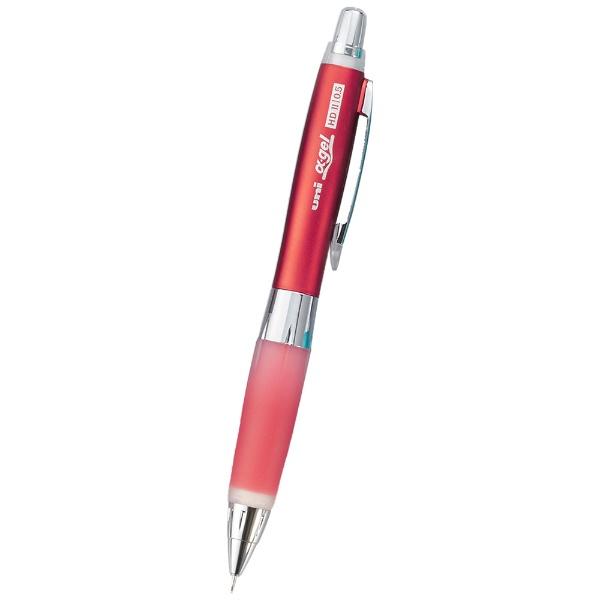 三菱鉛筆MITSUBISHIPENCILアルファゲルシャープペン619GGレッド1P