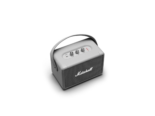 MarshallマーシャルブルートゥーススピーカーグレーKILBURNIIGREY[Bluetooth対応/防滴]