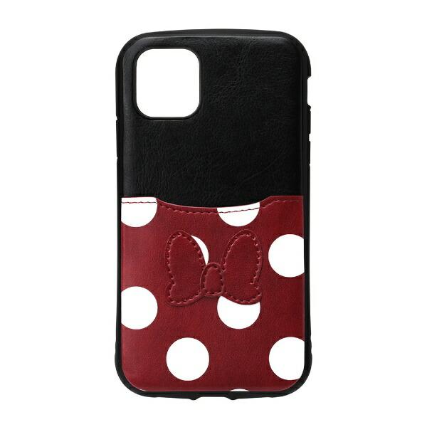PGAiPhone11ProMax用タフポケットケースミニーマウスUNISTYLEミニーマウスPG-DPT19C21MNE