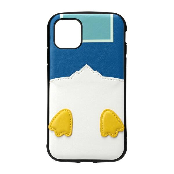 PGAiPhone11ProMax用タフポケットケースドナルドダックUNISTYLEドナルドダックPG-DPT19C22DND