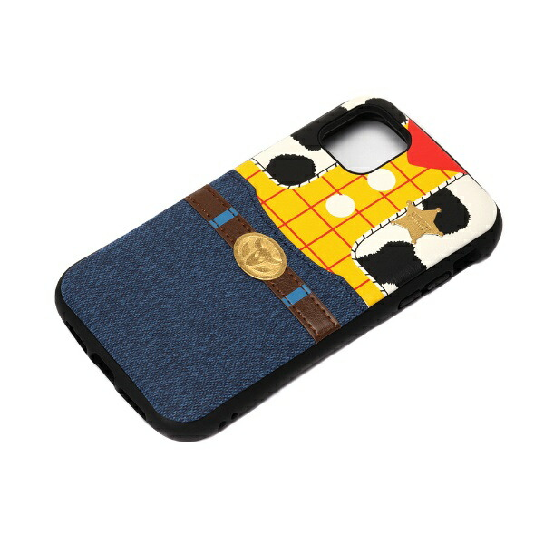 PGAiPhone11ProMax用タフポケットケースウッディUNISTYLEウッディPG-DPT19C24WDY