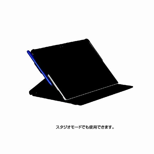 ナカバヤシNakabayashiSurfacePro7/Pro6/Pro2017/Pro4用衝撃吸収ケースブラックTBC-SFP1904BK