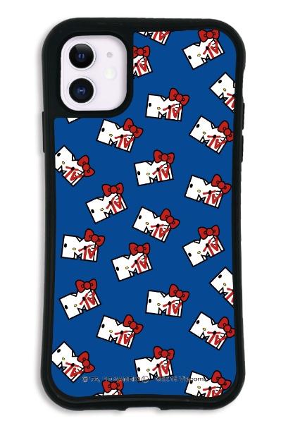 ケースオクロックcaseoclockiPhone11WAYLLY-MK×MTV×ハローキティセットドレッサーパンカデリックブルーmkmtvk-set-11-pbl