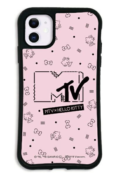 ケースオクロックcaseoclockiPhone11WAYLLY-MK×MTV×ハローキティセットドレッサーカワイイポップロゴピンクmkmtvk-set-11-kpk
