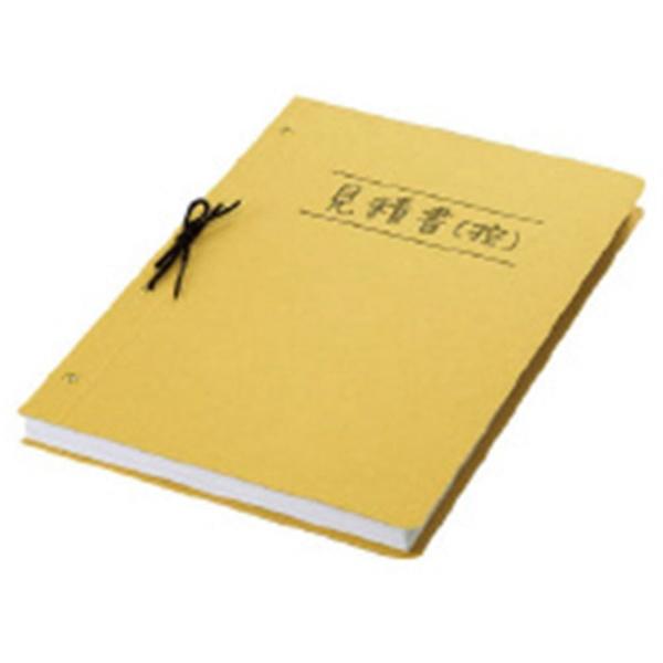 コクヨKOKUYO綴込表紙A4縦4穴クラフトタイプツ-47