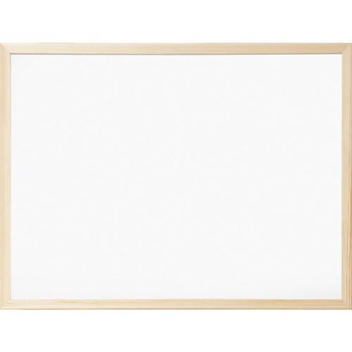 ナカバヤシNakabayashiウッドホワイトボード620×470WBME6247