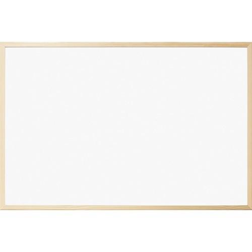 ナカバヤシNakabayashiウッドホワイトボード900×600WBME9060