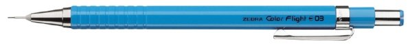 ゼブラZEBRAカラーフライト03スカイブルーMAS53-SBL