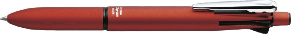 ゼブラZEBRAクリップ-オンマルチ2000赤B4SA4-R