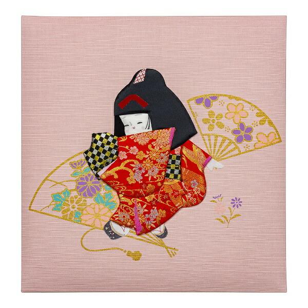 ナカバヤシNakabayashiフエル誕生用Lサイズ童人形ピンク