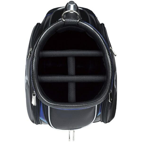 ミズノmizunoSTキャディバッグ(9.5型/ブラック)5LJC201400【オウンネーム非対応】