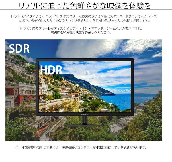 JAPANNEXTジャパンネクストUSB-C接続PCモニターJN-T284CUHDR[28型/ワイド/4K(3840×2160)][28インチパソコンモニター液晶ディスプレイ]