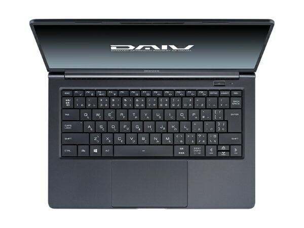 マウスコンピュータMouseComputerBC-DAIVIDFMX25-201ノートパソコンmouseDAIVシリーズ[14.0型/intelCorei7/SSD:512GB/メモリ:16GB][14インチ新品windows10]