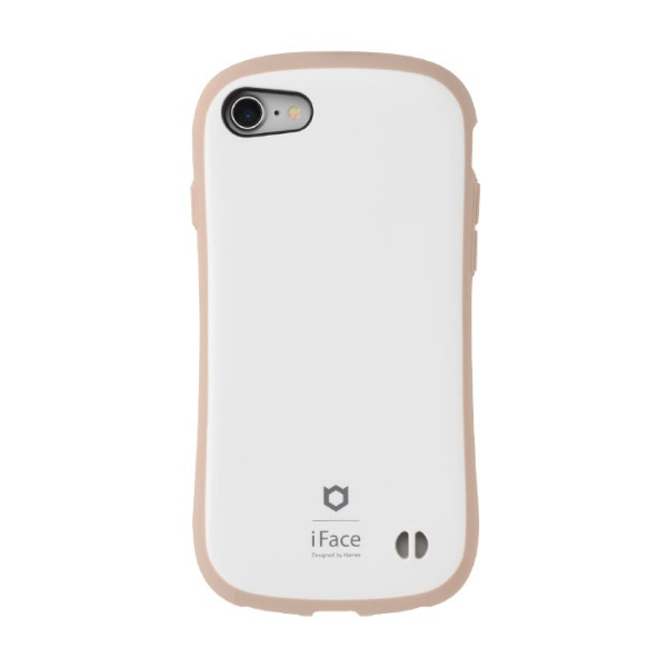 HAMEEハミィiPhoneSE(第2世代)4.7インチ/iPhone8/7(4.7)iFaceFirstClassCafeケースiFaceミルク41-916308