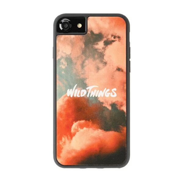 HAMEEハミィiPhoneSE(第2世代)4.7インチ/iPhone8/7/6s/6(4.7)WILDTHINGS(ワイルドシングス)×kibacoWoodCaseWILDTHINGSPINKCLOUD663-916629