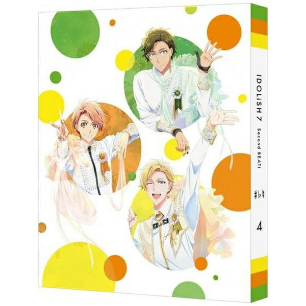 【2021年02月25日発売】バンダイビジュアルBANDAIVISUALアイドリッシュセブンSecondBEAT!4特装限定版【DVD】