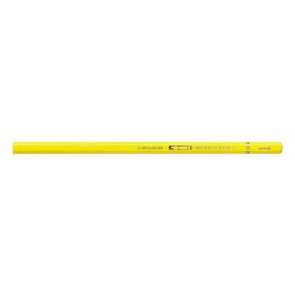 三菱鉛筆MITSUBISHIPENCILユニウォーターカラー807レモン