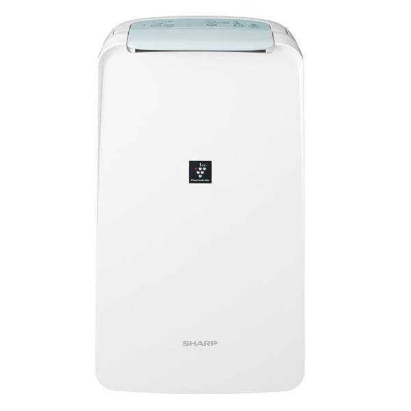 シャープSHARPCV-L71-W衣類乾燥除湿機ホワイト系[木造9畳まで/鉄筋18畳まで/コンプレッサー方式][乾燥機除湿機]