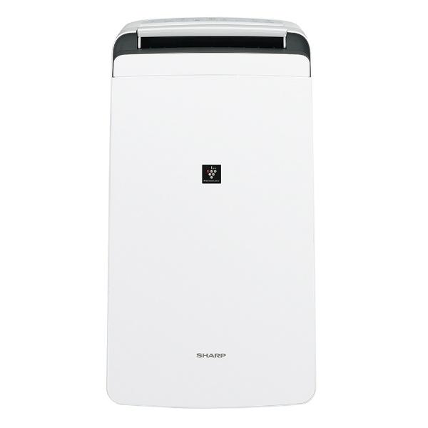 シャープSHARPCV-L120-W衣類乾燥除湿機ホワイト系[木造15畳まで/鉄筋30畳まで/コンプレッサー方式]