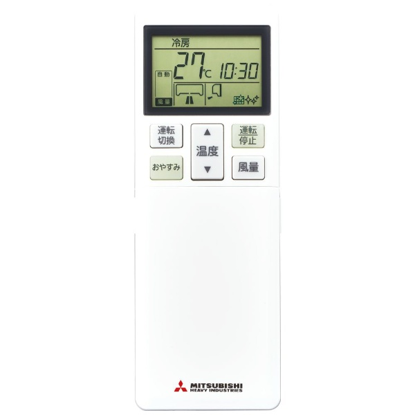 三菱重工MITSUBISHIHEAVYINDUSTRIESエアコン10畳SRK28RY-Wエアコン2020年ビーバーエアコンRYシリーズファインスノー[おもに10畳用/100V]
