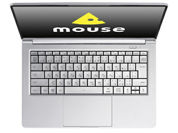 マウスコンピュータMouseComputerBC-X41051US5B-194ノートパソコンmouseXシリーズ[14.0型/intelCorei7/SSD:512GB/メモリ:8GB]