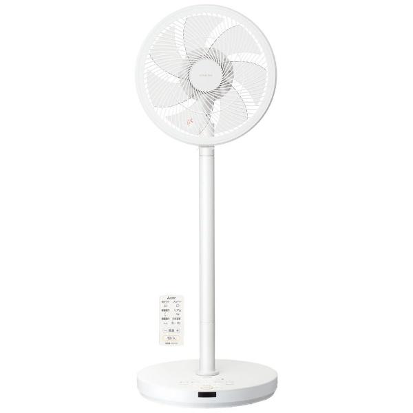 三菱MitsubishiElectricR30J-DDY-Wリビング扇風機SEASONSピュアホワイト[DCモーター搭載/リモコン付き]