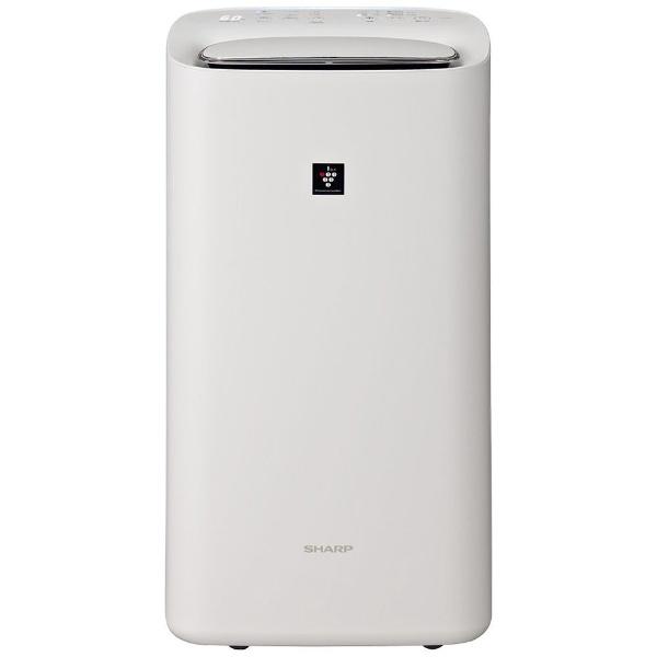 シャープSHARPKI-LD50-W除加湿空気清浄機ホワイト系[適用畳数:21畳/最大適用畳数(加湿):11畳/PM2.5対応][除湿機加湿器空気清浄機]