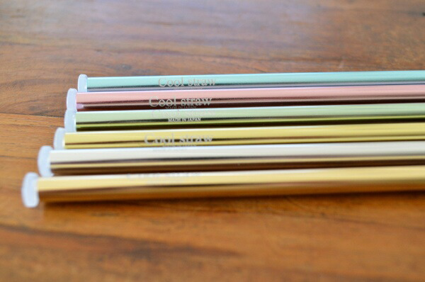 アイデアセキカワSEKIKAWAマイストローセット(専用ケース付)マーメイドブルー&ピンク47100194710019