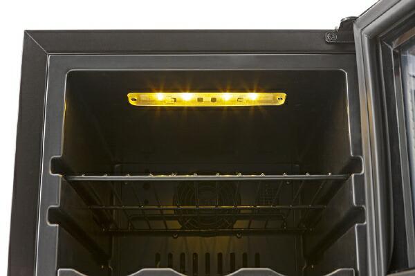 フォルスタージャパンForsterJapanFJH-56GD-BKワインセラー(2温度タイプ酷暑対応)ブラック[18本/右開き]《基本設置料金セット》