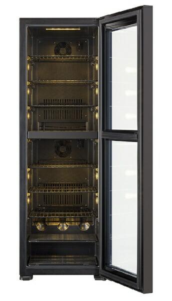 フォルスタージャパンForsterJapanFJH-108GD-Rワインセラー(2温度タイプ酷暑対応)ホームセラーワインレッド[34本/右開き]《基本設置料金セット》