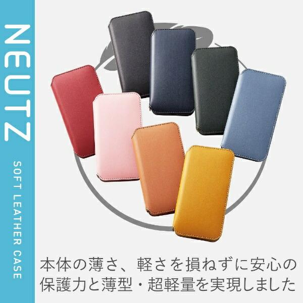 エレコムELECOMiPhoneSE(第2世代)4.7インチ対応ソフトレザーケース磁石付ピンクPM-A19APLFY2PN