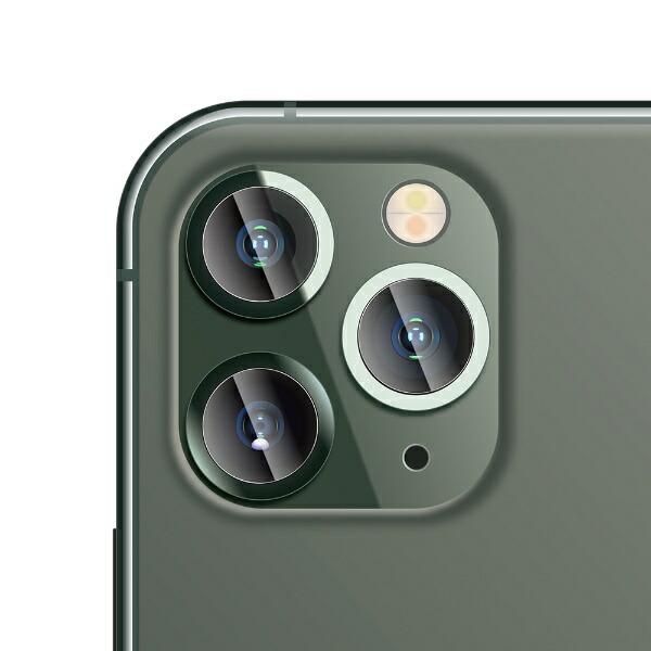 PGAiPhone11Pro/ProMax兼用カメラレンズ保護フィルム光沢PremiumStyle光沢PG-19ACLF01