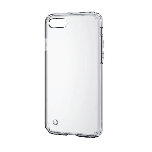 エレコムELECOMiPhoneSE(第2世代)4.7インチ対応ハイブリッドケースクリアPM-A19AHVCCR