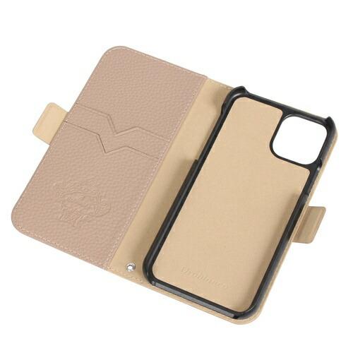 イングリウッドinglewoodiPhone11ProOrobiancoシュリンクPULeatherBookTypeCaseGREGEorobiancoIP11p-ORB08