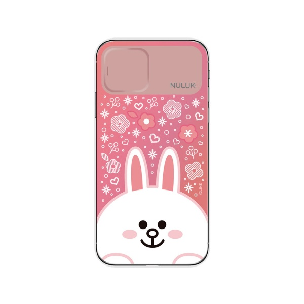 ROAロアiPhone11LIGHTUPCASEスニークピークコニーLINEFRIENDSKCE-CSA059