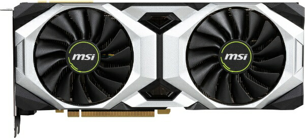 MSIエムエスアイグラフィックボードGeForceRTX2080TiVENTUSGPOC[11GB/GeForceRTXシリーズ]