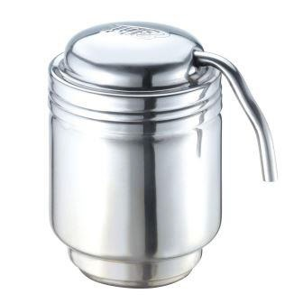 イイヅカエスビットステンレスコーヒーメーカー(H110×W108mm/容量:240ml)ES20102100