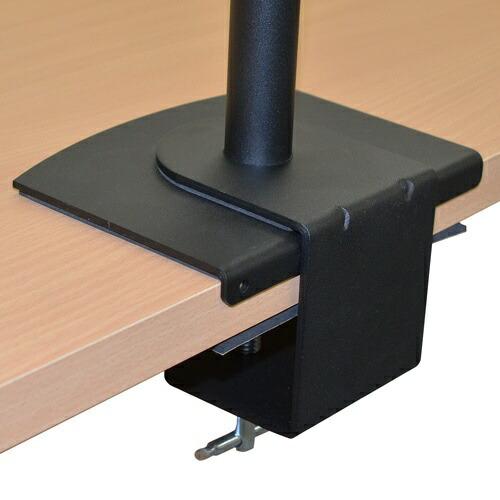 グリーンハウスGREENHOUSEモニターアーム用台座補強プレートGH-AMPA
