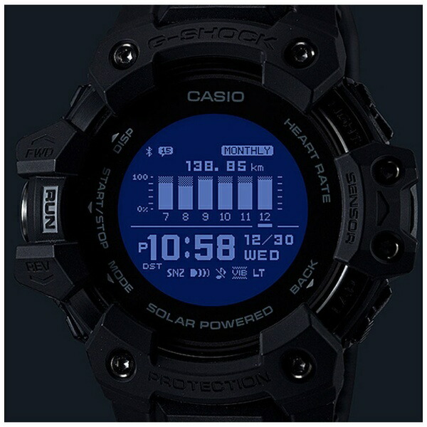 カシオCASIOG-SHOCK(Gショック)スポーツラインG-SQUAD(Gスクワッド)心拍計+GPS機能搭載モデルGBD-H1000-1JR