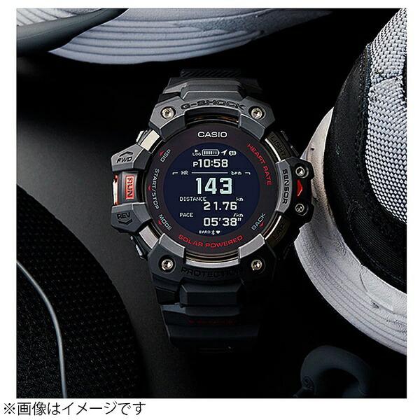 カシオCASIOG-SHOCK(Gショック)スポーツラインG-SQUAD(Gスクワッド)心拍計+GPS機能搭載モデルGBD-H1000-8JR