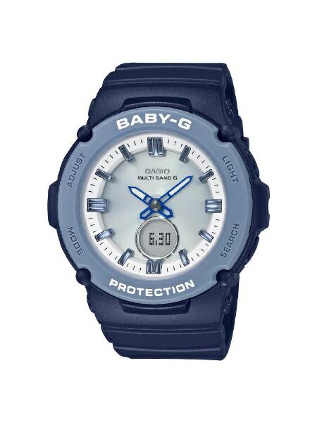カシオCASIO[ソーラー電波時計]BABY-G(ベイビーG)BGA-2700-2AJF