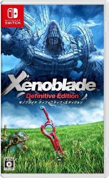 任天堂NintendoXenobladeDefinitiveEdition通常版[ニンテンドースイッチソフト]【Switch】