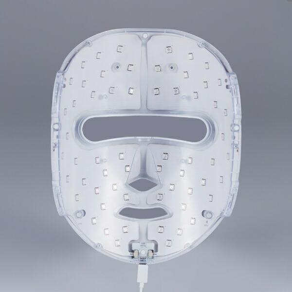 WIBEWEFAI01-1025E-WLEDマスクECOFACELIGHTINGMASK[LED美顔器/国内・海外対応][ウイニップ]ホワイト【ribi_rb】