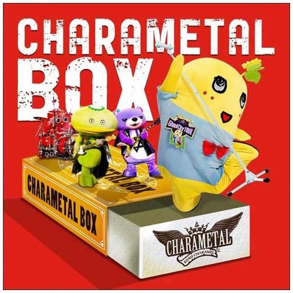 ユニバーサルミュージックふなっしー/CHARAMETALBOX初回限定盤【CD】