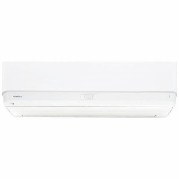 東芝TOSHIBAエアコン6畳RAS-G221RBK-Wエアコン2020年大清快G-RBKシリーズホワイト[おもに6畳用/100V][エアコン6畳]